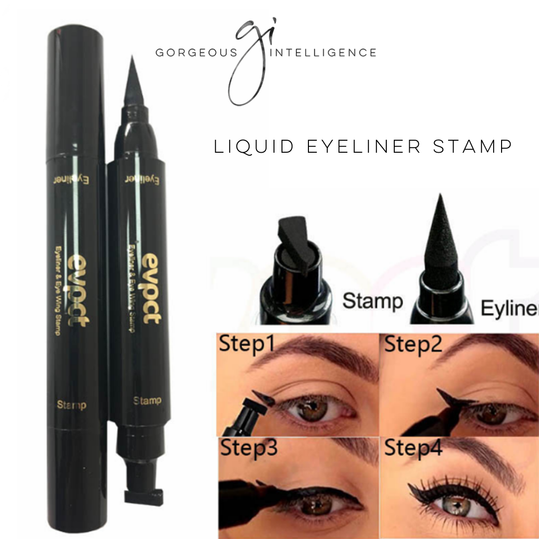 #1 Best Seller Waterproof Liquid Eyeliner Pencil Stamp