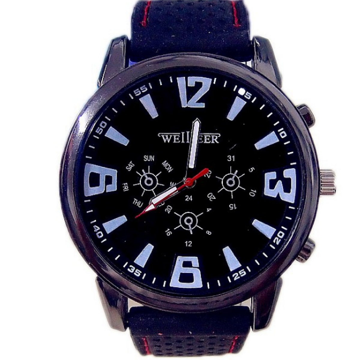 Aviator Army Silicone Watch Free+Shipping