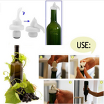 Vacuum Sealed Wine Stopper Free+Shipping