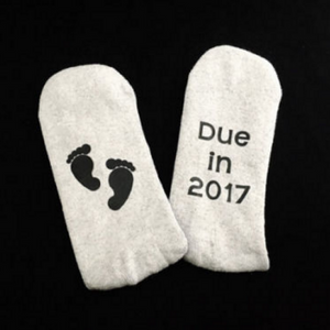 Wine Gone Sock