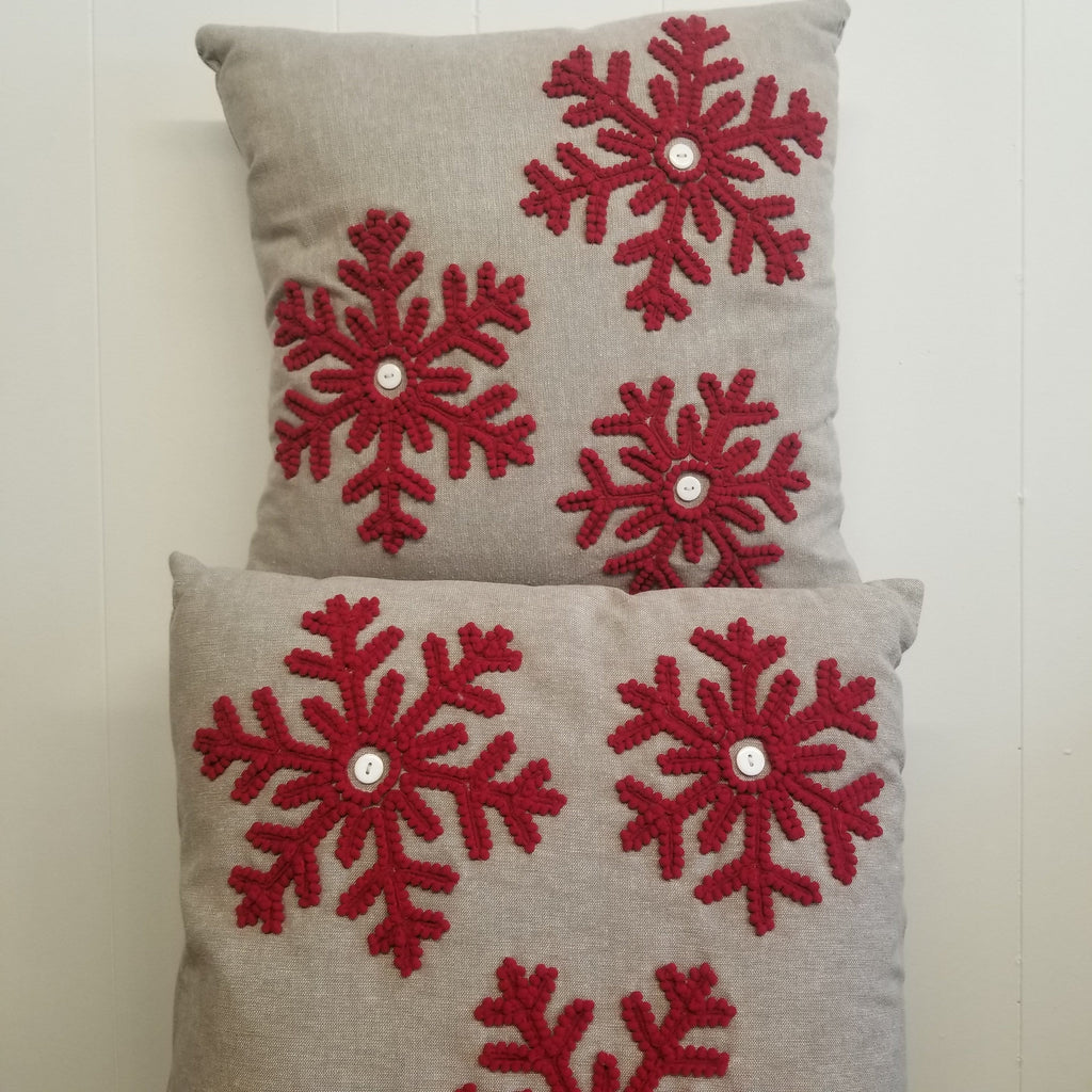 Park Design Christmas Pillow