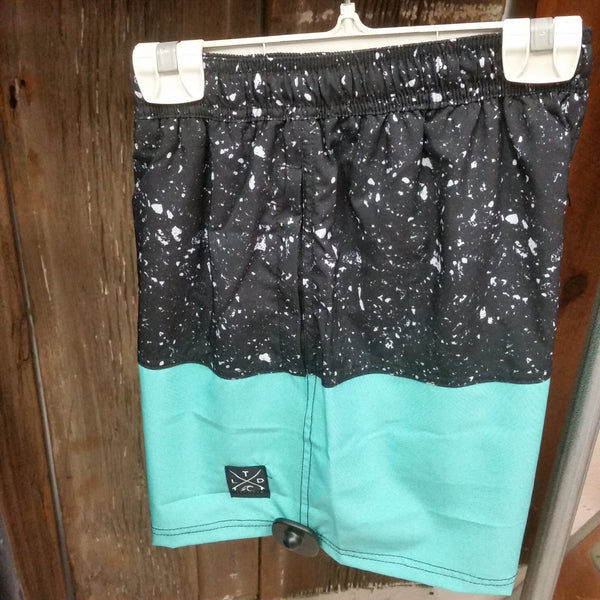TEAMLTD Swim Shorts  -  Men's (Teal)