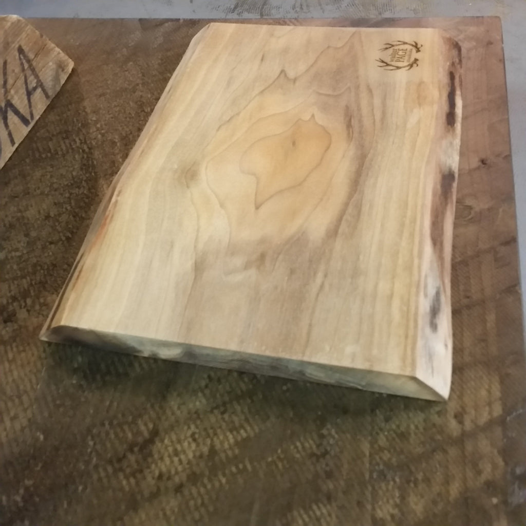 Walter Page Cutting Board