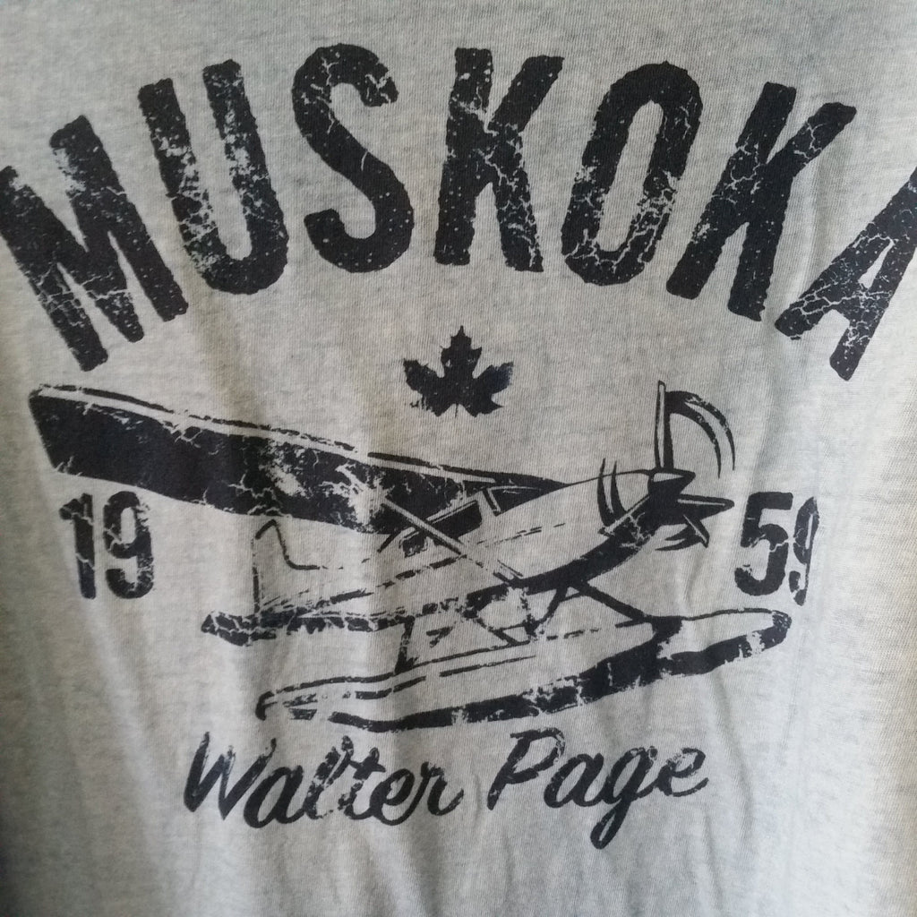 Walter Page Muskoka  T-Shirts Various Colours / Sizes - Mens