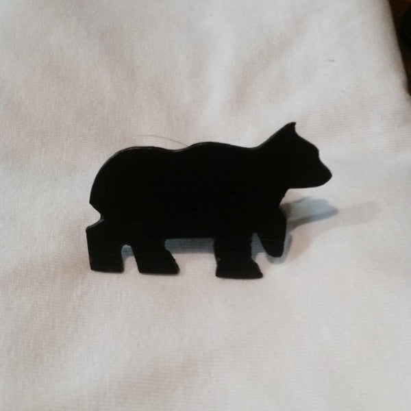 Park Design Napkin Holder Bear