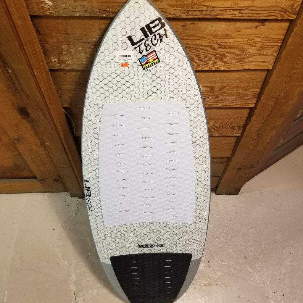 "LIB TECH Yacht Sea 4' 9"" Wake Surf Board"