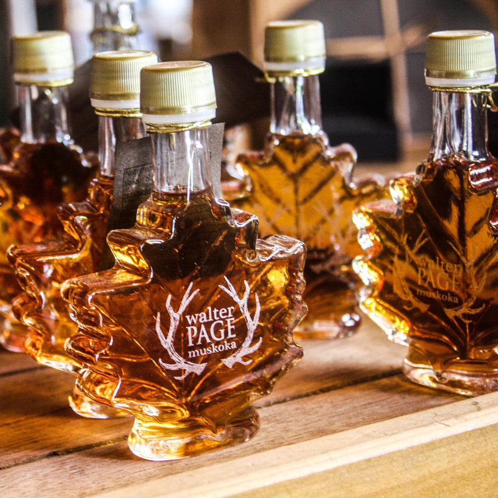 Walter Page Maple Leaf Syrup