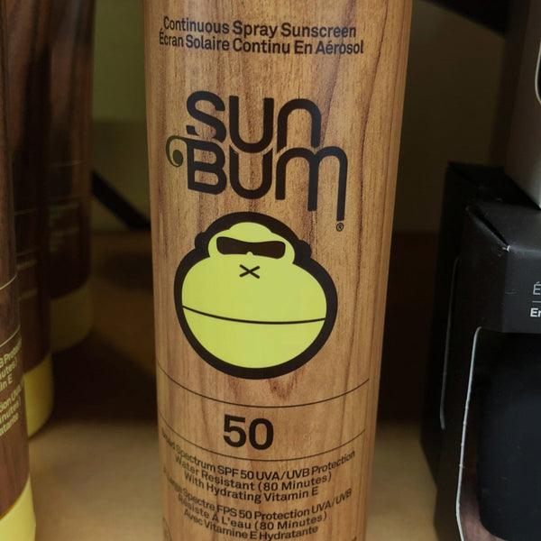 sunbum - 50 spf spray