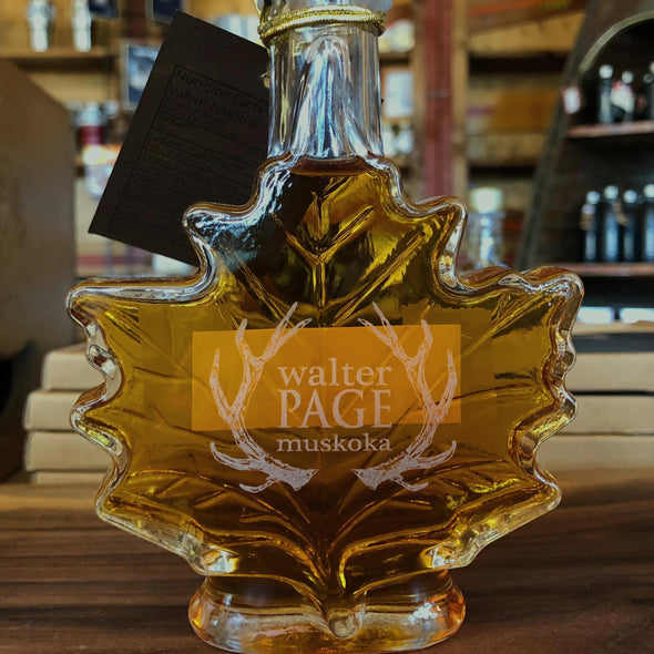 Walter Page Maple Syrup