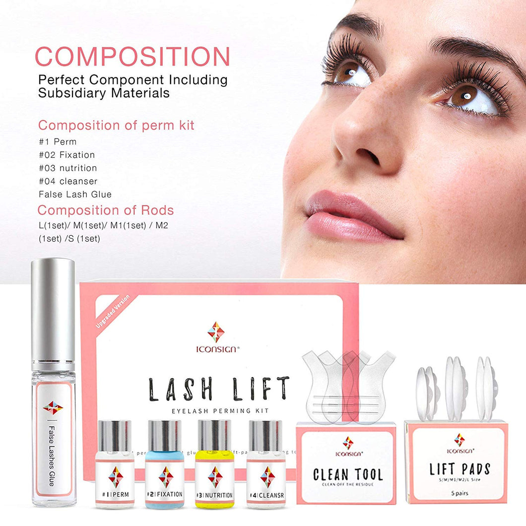 Eye Lash Lift Kit