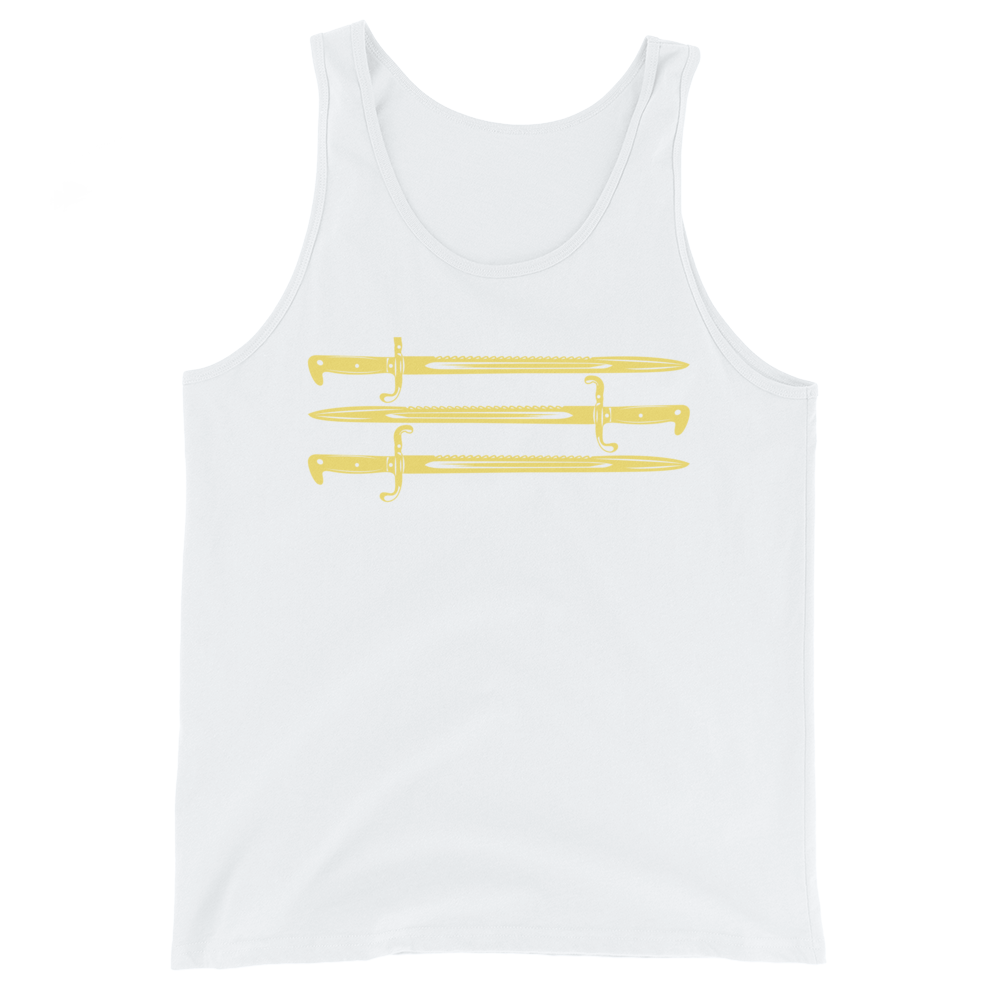 Sawback Tank Top