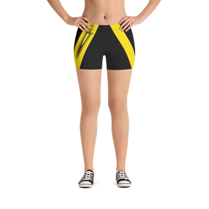Women's Athletic Knife Shorts