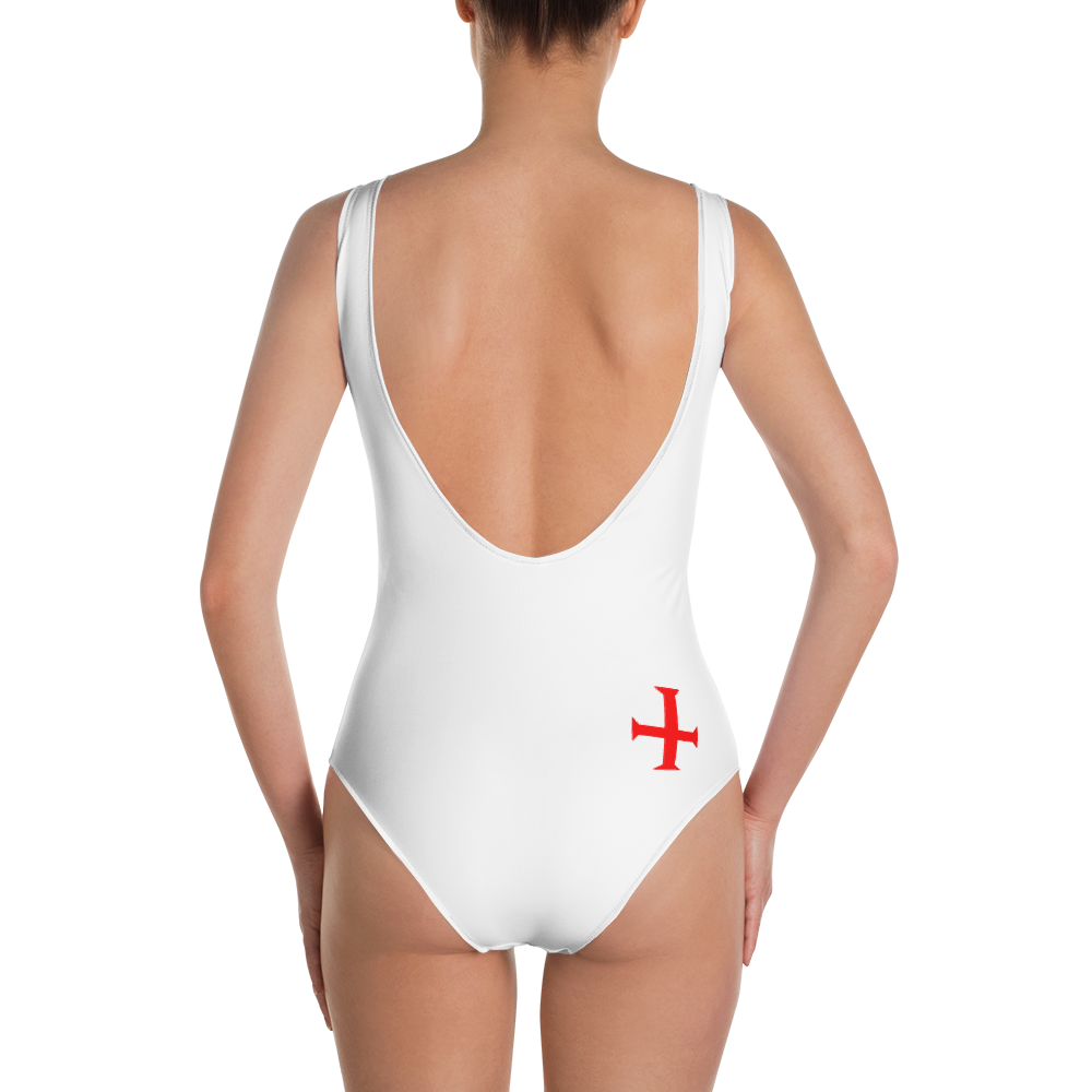 Templar One-Piece Swimsuit