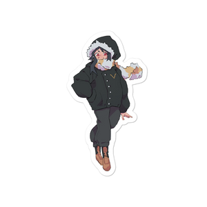 Vic's Holiday Spirit Sticker 1/5
