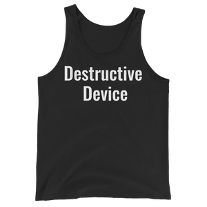 Destructive Device Tank Top