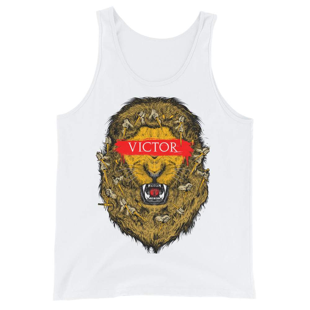 Lion Victor Tank Top