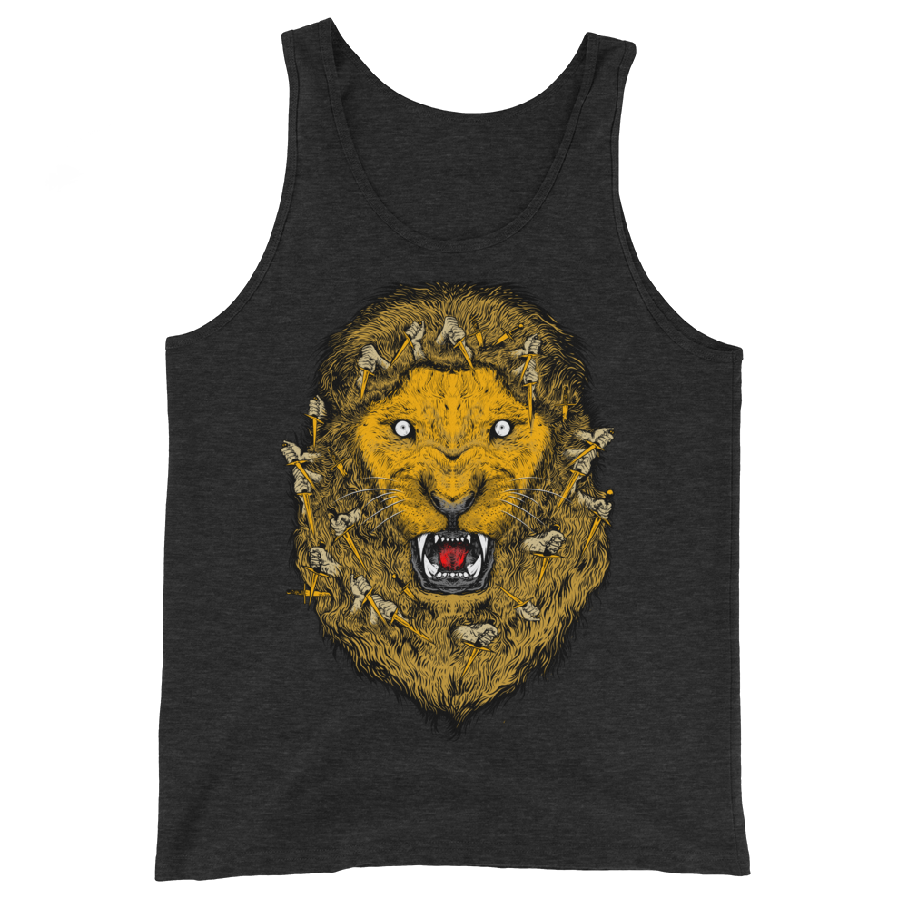 Lion Eyes Tank Top