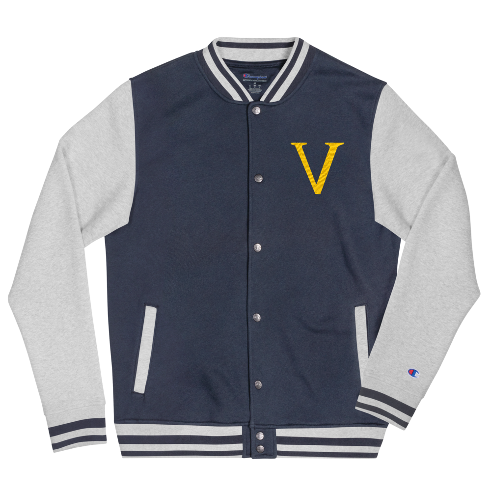 Vic Champion Bomber Jacket