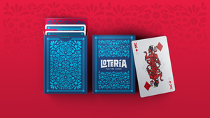 Loteria Playing Cards Royal Edition