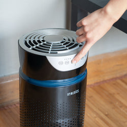 Purificador de aire Total Clean 5 en 1 Homedics