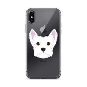 West Highland Terrier iPhone Case