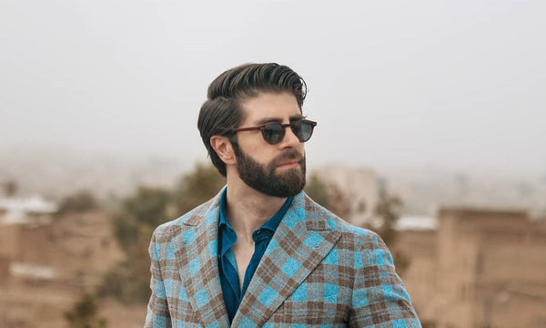 Benjamin Yalda  — Kurdish Gentleman in Fashion