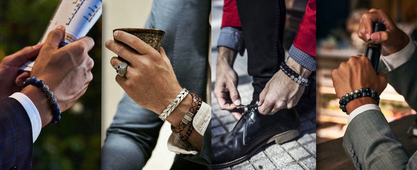10 Best Gifts for Men|Jewelry Bracelets for Men From Best Brands