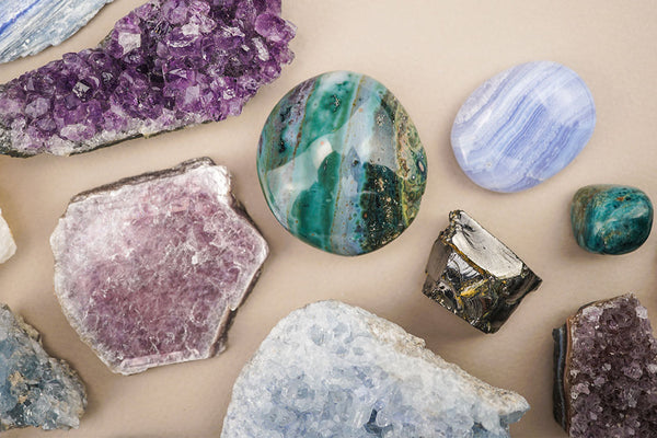 Top 8 Healing Gemstones for Men | Life Changing Crystals and Their Healing Properties