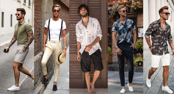 Guide to men's summer fashion