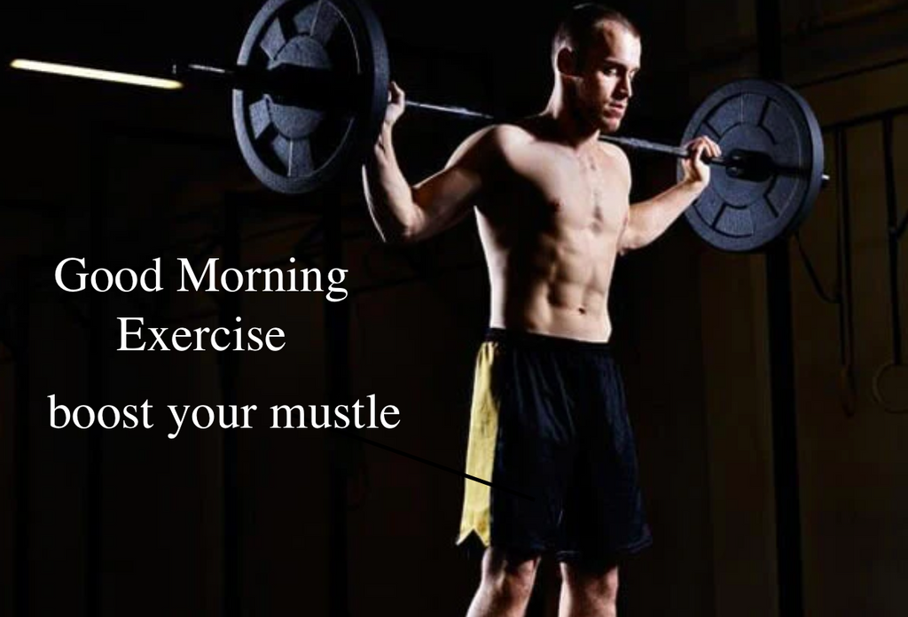 good morning exercise