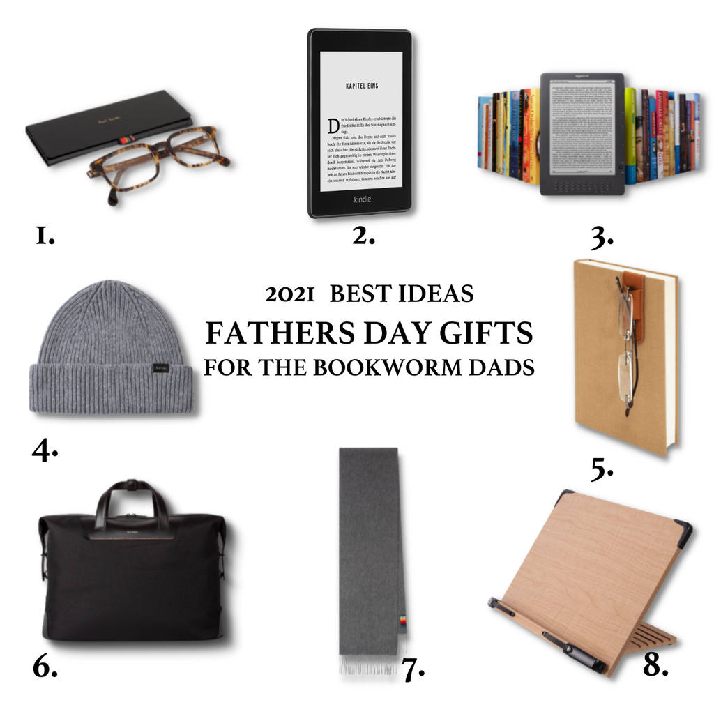 best fathers day gift ideas for bookworm dad