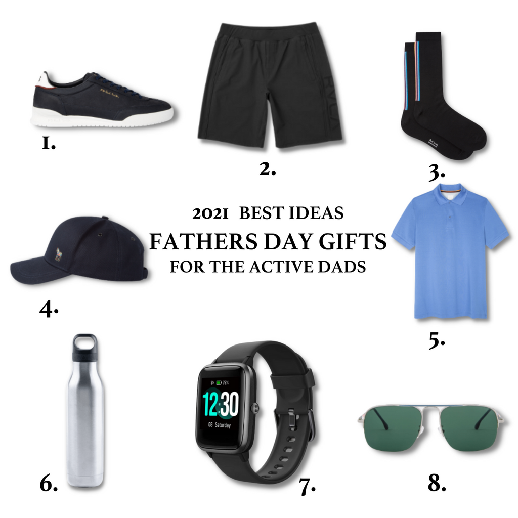 2021 fathers day gift ideas for active dad