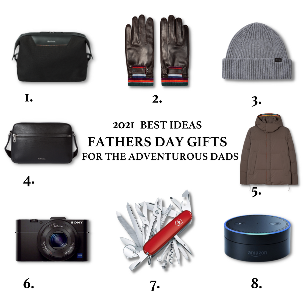 2021 fathers day gift ideas for adventurous dad