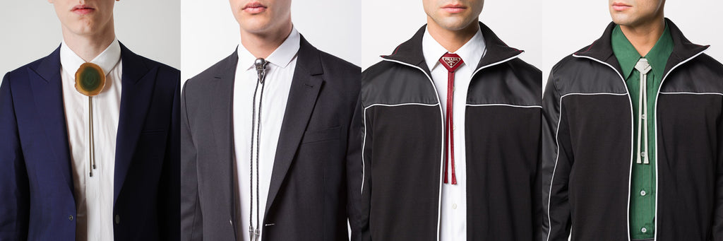 4 types of bolo ties how to wear a bolo tie guide