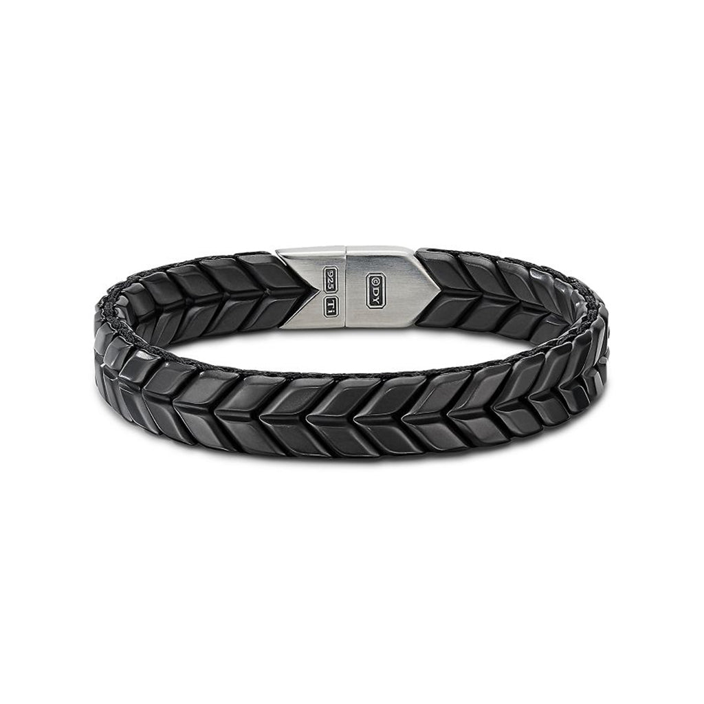 mens silver bracelets with black titanium are best gifts for men.best man gifts are mens silver bracelets.classic bracelets for men as best gifts. product picture of mens bracelets.