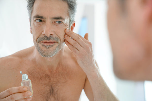 A Beginners Skin Care Routine For Men