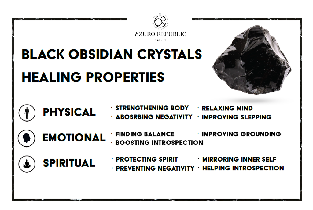 Black Obsidian meaning and uses, Black Obsidian healing properties, crystals and their meaning, Black Obsidian crystals, Black Obsidian stone, Black Obsidian Bracelet