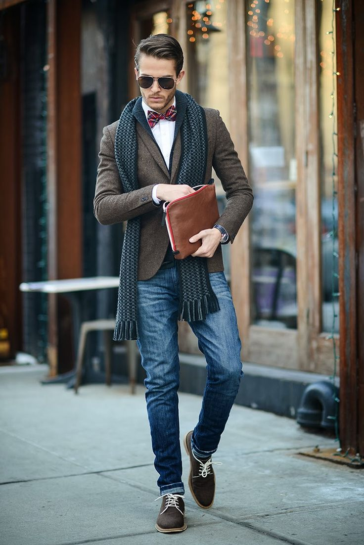 Dressing Like a Gentleman