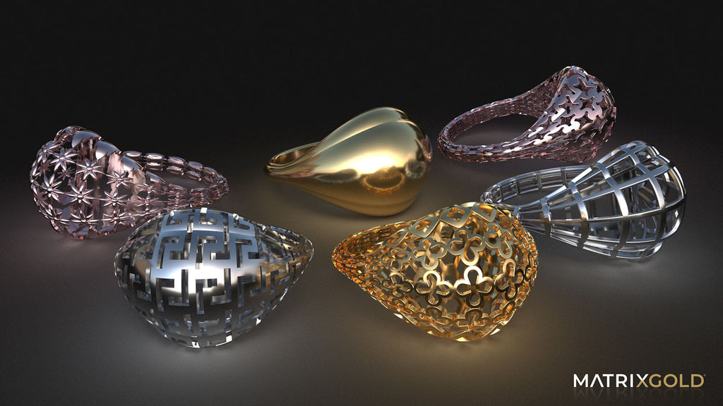 3D design for mens jewelry 3D CAD software
