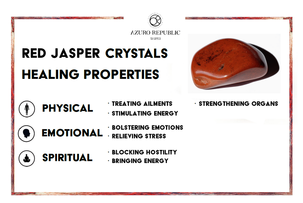 red jasper meaning and uses, red jasper healing properties, crystals and their meaning, red jasper crystals, red jasper, red jasper Bracelet