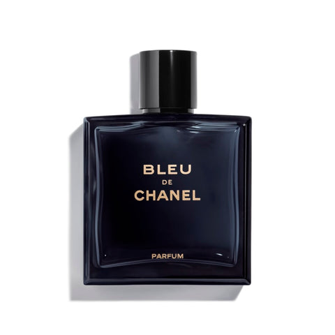valentine gifts like bleu de chanel parfum spray  as an option for valentine gifts for him
