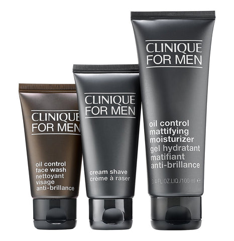three different luxury brand of skin care products as the third option of 8 unique new year gifts ideas for your boyfriend