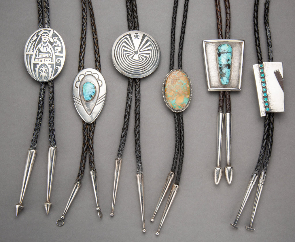 tie accessories 4 different types of bolo ties designs