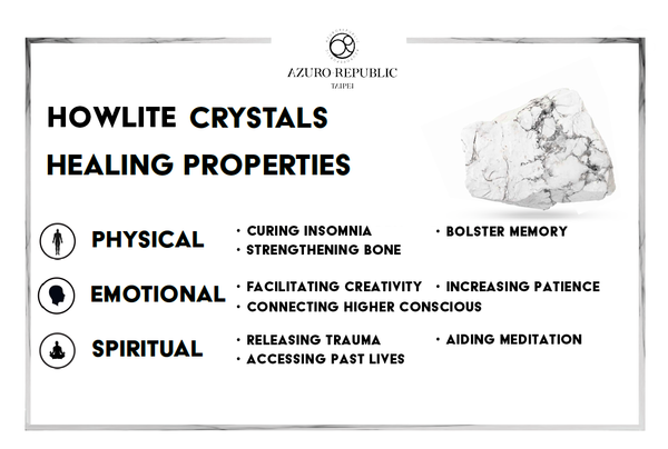 crystals howlite, howlite meaning and uses, howlite healing properties, crystals and their meaning, howlite crystals, howlite stone, howlite Bracelet, crystals and their meanings