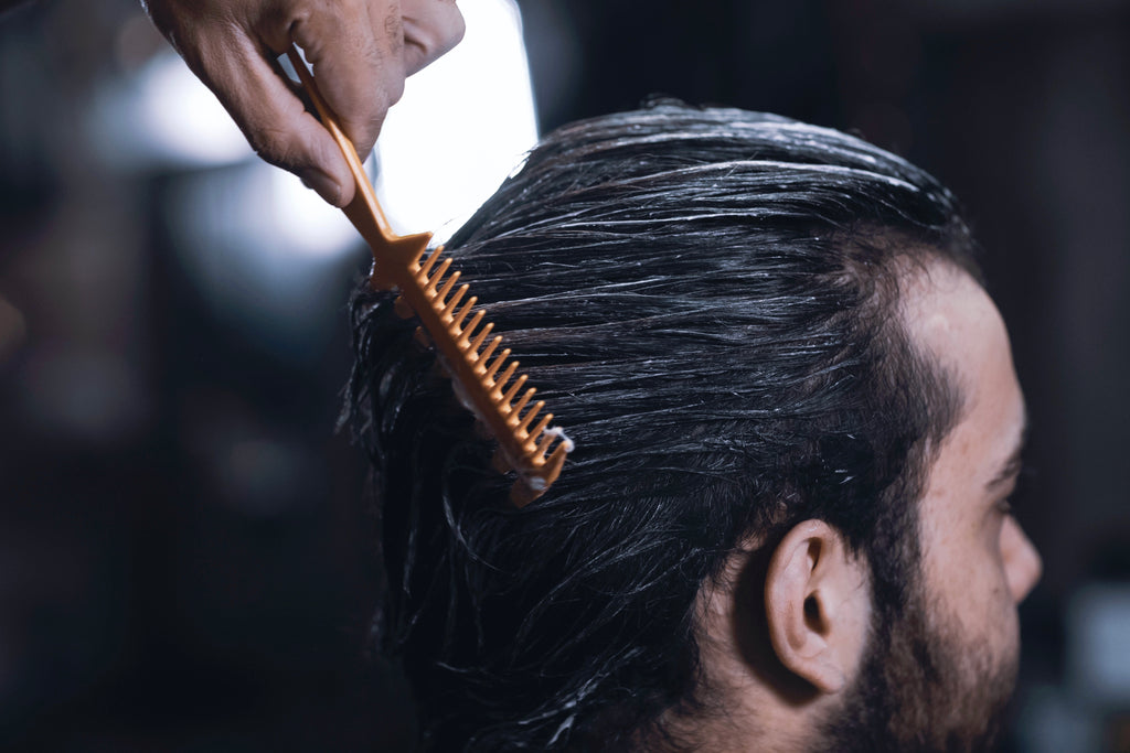 popular mens hairstyle mens hairstyles 2020 haircut for straight hair men