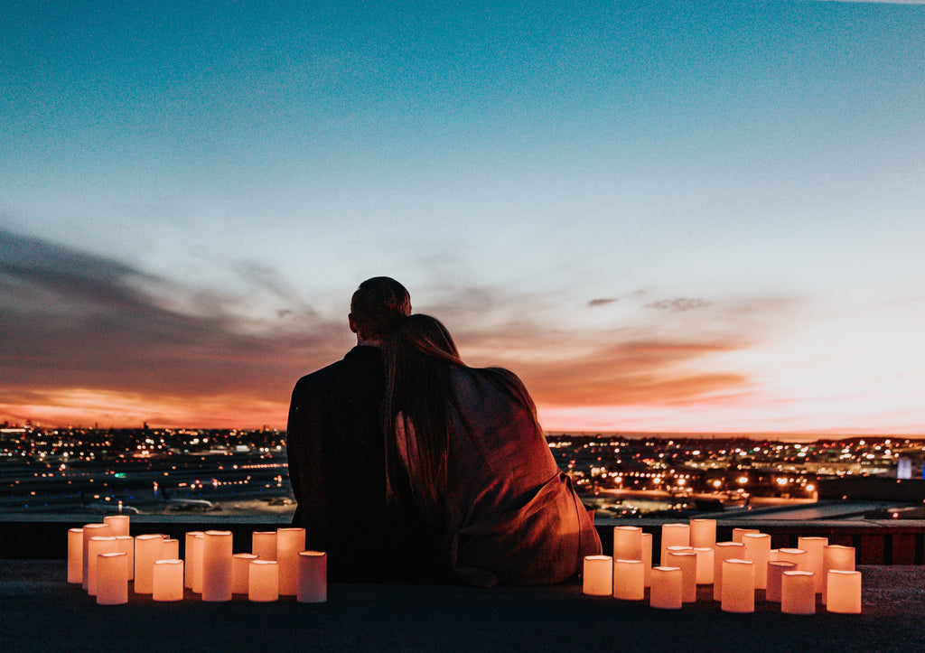 date night ideas date with sunset valentine's day