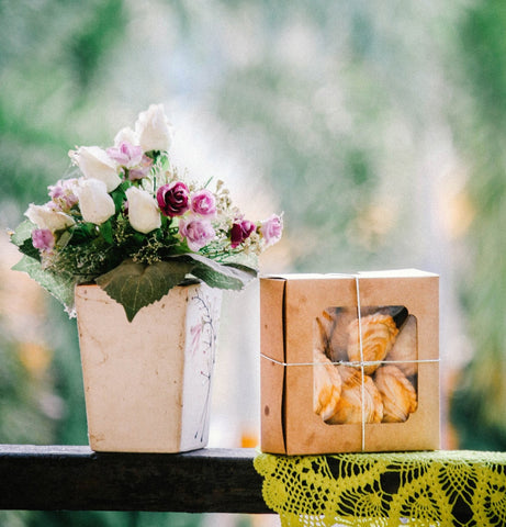 gourmet baked homemade empanadas box as an option of 4 Thoughtful thanksgiving gift ideas for Family