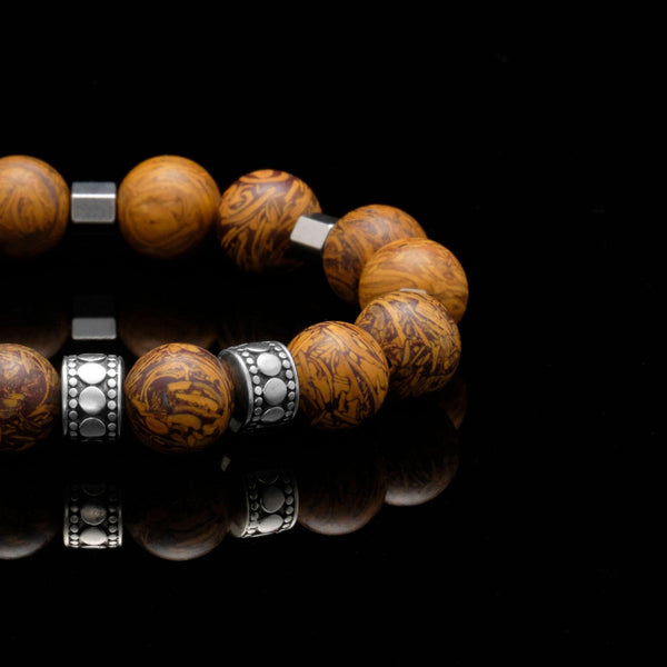 mens stainless steel bracelets, mens silver bracelets, chakra bracelet, chakra stones, sacral chakra, jasper stone, mariam jasper bracelet, men stone bracelet, men bracelet, bracelet for men, mens bead bracelet, men's accessories, beaded bracelets for men, mens beaded bracelets, silver bracelet, male bracelets, bracelet men, mens jewelry bracelet, handmade mens bracelets, men wear bracelet