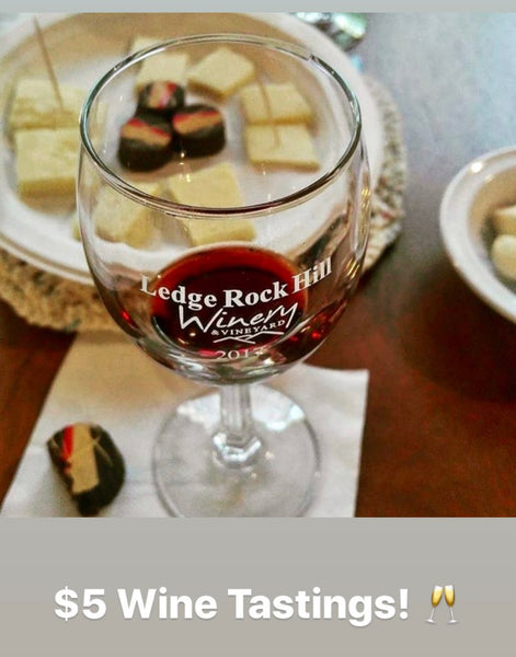 Sip & Savor Sundays: $5 Wine Tastings!