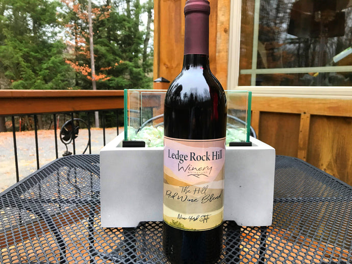 "Introducing ""The Hill"" Red Wine Blend!"